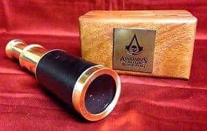 Assassin's Creed cofanetto cannocchiale