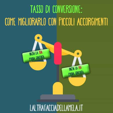 Tasso di conversione: come migliorarlo con piccoli accorgimenti
