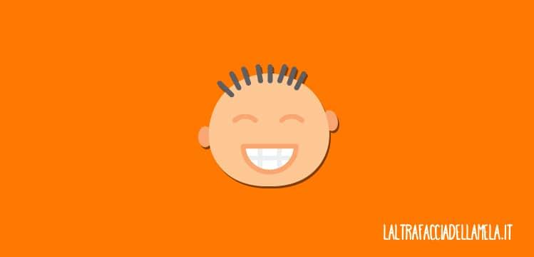 L'arancione è un colore che esprime salute ed energia