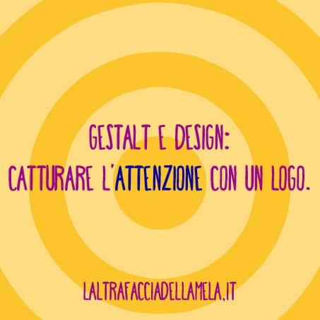 Gestalt e design: catturare l'attenzione con un logo