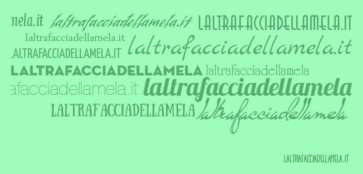 La grafica in una lettera: i font