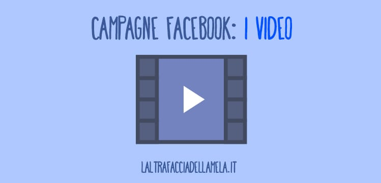 Campagne Facebook: i video