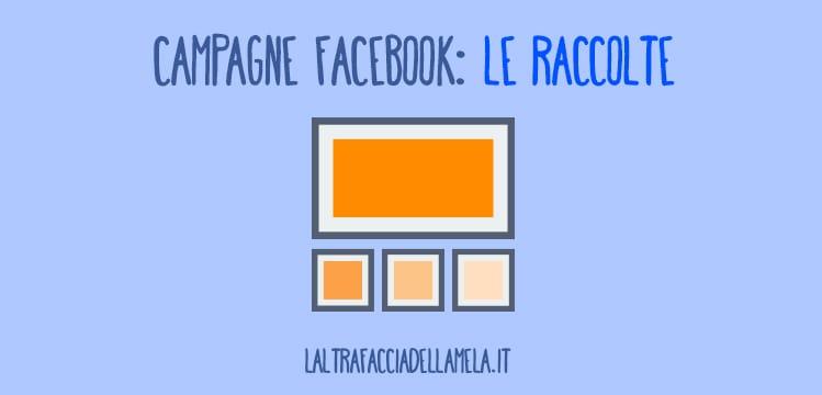 Campagne Facebook: le raccolte