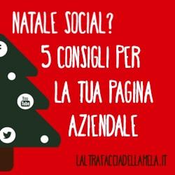 Natale social? 5 consigli per la tua pagina aziendale
