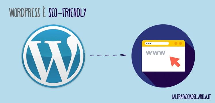 Perché usare WordPress? WordPress è seo-friendly