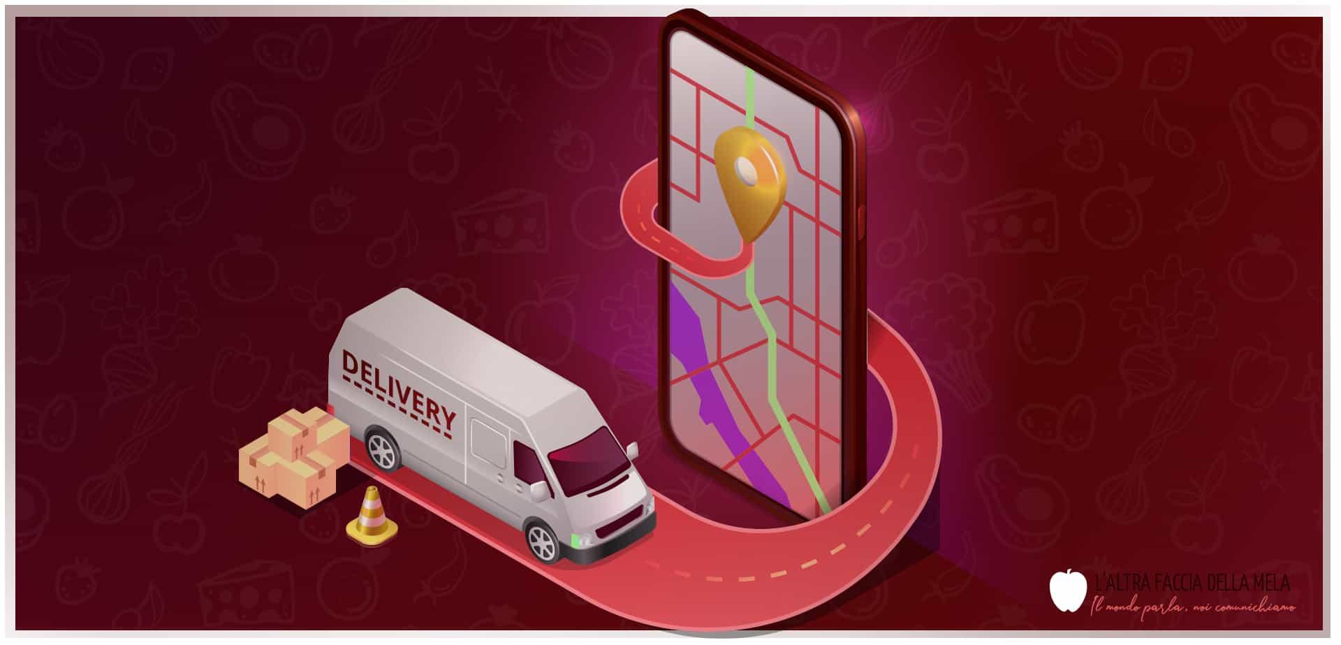 Come si gestisce un sito delivery?
