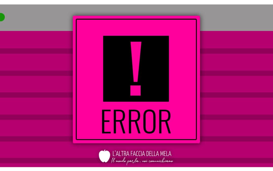 La connessione non è privata: come risolvere questo ed altri errori del browser